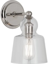 Rob-ert Albert 1-Light Armed Sconce Robert Abbey Finish: Polished Nickel