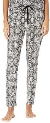 PJ Salvage City Nights Snake Pants (Ivory) Women's Pajama
