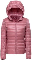 CHERRY CHICK Women's Packable Down Jacket