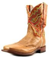 Dan Post Ezra Square Toe Leather Western Boot.