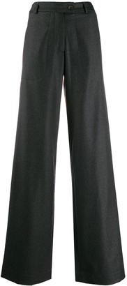 Societe Anonyme wide-leg trousers