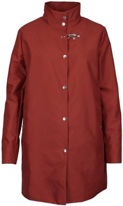 Fay Nylon With Iconic Hood Jacket