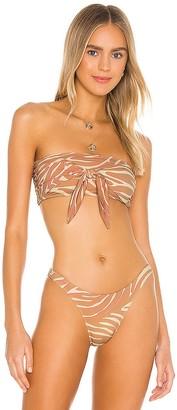 ELLEJAY Roe Bikini Top