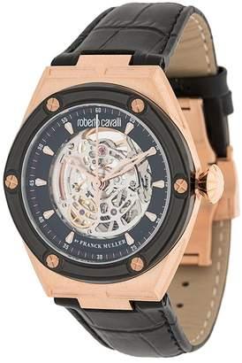 Roberto Cavalli X FRANK MULLER RC-65 analog watch