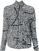 Zero Maria Cornejo Elena blouse - women - Silk/Spandex/Elastane - 0