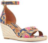 Nine West Jeranna Wedge Sandals Women's Shoes