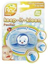 Razbaby Pacifier, Silicone, Orthodontic, 0-36 Months 1 pacifier by
