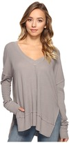 LAmade Erica Top Women's Long Sleeve Pullover