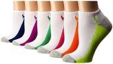 Lauren Ralph Lauren Contrast Sole Heel & Toe 6-Pack