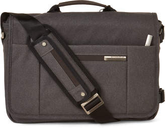 Briggs & Riley Grey Kinzie Street Micro Messenger Bag