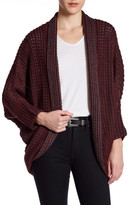 Anama Knit Dolman Sleeve Cardigan