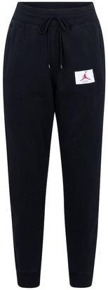 Nike Jordan Flight cotton-blend trackpants