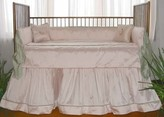 The Well Appointed House Lulla Smith Sylvie Three Piece Crib Bedding Set-Available in a Variety of Colors