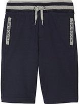 Hugo Boss Logo Cotton-blend Shorts 4-16 Years