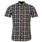 Soviet Checked Shirt Mens