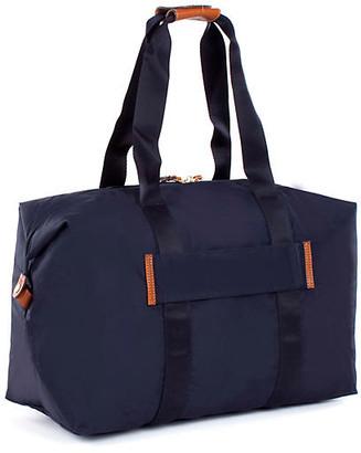"Bric's 18"" X-Bag Folding Duffel - Navy - Brics"