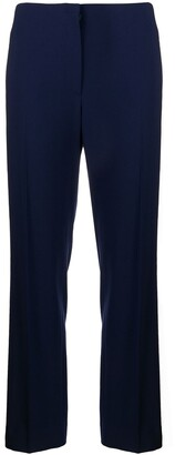 Ralph Lauren Collection Loose Fit Straight Leg Trousers