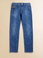 Diesel Boy's Pzatto Jeans