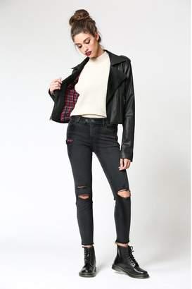 Hidden Jeans Rebel Coated Jacket