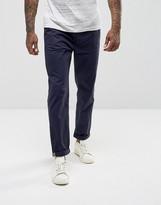 Brave Soul Drawcord Cotton Trousers