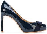 Salvatore Ferragamo Vara pumps - women - Leather/Patent Leather - 5