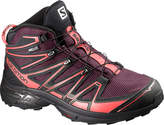 Salomon Women's X-Chase Mid ClimaShield Waterproof Shoe