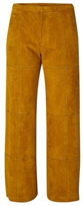 STOULS Hamish leather trousers