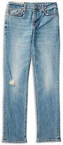 Ralph Lauren Boys' Skinny Distressed Jeans - Sizes 8-20