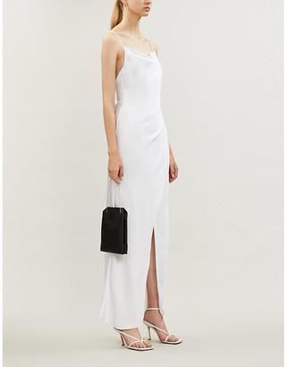 Camilla And Marc Bowery sleeveless satin maxi dress