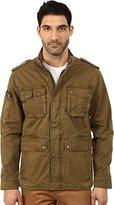 Lucky Brand Men's Military Jacket