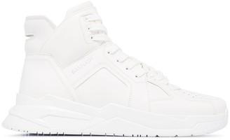 Balmain B Ball high-top sneakers