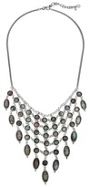 Lucky Brand Mother-of-Pearl Statement Collar Necklace Necklace