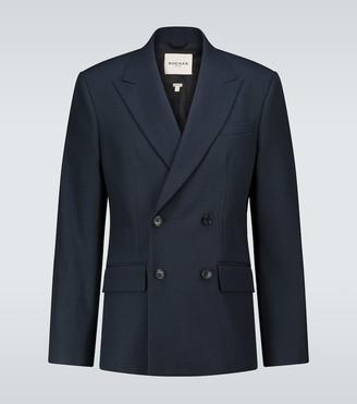 Rochas Ranieri wool-blend blazer