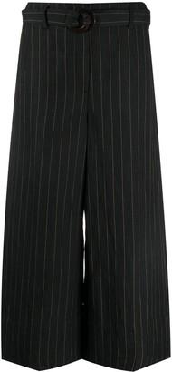 Seventy Pinstriped Palazzo Trousers