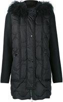 Moncler 'Theodora' padded coat - women - Cotton/Polyamide/Polyester - 1