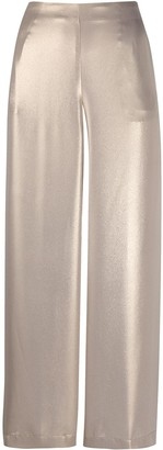 Altea Metallic Cropped Trousers