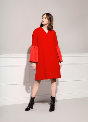 Jovonna London Red Coat - Red