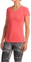 The North Face Reactor V-Neck Shirt - Short Sleeve (For Women)