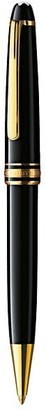 Montblanc Meisterstuck Gold-Coated Classique Ballpoint Pen