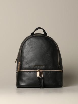 MICHAEL Michael Kors Backpack Rhea Zip Backpack In Textured Leather