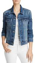 Paige Rowan Star Patch Denim Jacket - 100% Exclusive