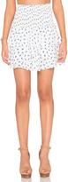 Amour Vert Lexi Smocked Skirt