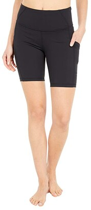 Prana Electa Shorts (Black) Women's Shorts