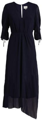 3.1 Phillip Lim V-Neck Midi Dress