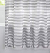 Rejuvenation Horizontal Striped Shower Curtain