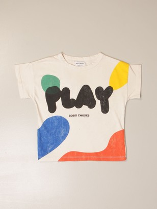 Bobo Choses T-shirt In Cotton With Print