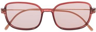 Prada Pre-Owned 1990s Square Frame Tinted Sunglasses