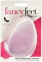Foot Petals Fancy Feet Women's Gel Ball of Foot Cushions 3 Pairs