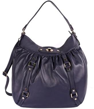 Karla Hanson Irene Leather Large Shoulder Bag