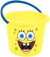 SpongeBob Squarepants Jumbo Plastic Favor Container